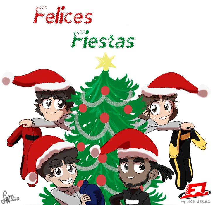 Los Chibis (312): ¡Felices fiestas!