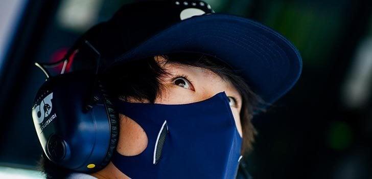 Yuki Tsunoda, ante el desafío de competir en F1