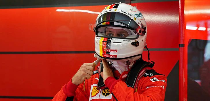Otmar Szafnauer tiene fe en Sebastian Vettel