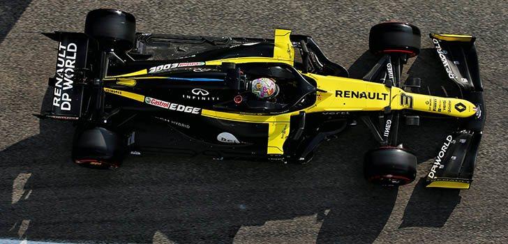 Pat Fry destaca el peor momento de la temporada 2020 para Renault