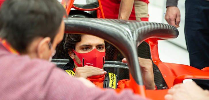Carlos Sainz tiene claro que irse a Ferrari ha sido lo correcto
