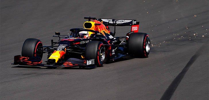 Max Verstappen espera una mejora importante para 2021