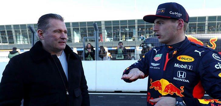 Jos Verstappen, molesto con la incapacidad de Red Bull para ganar