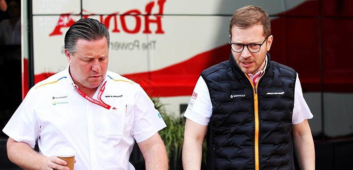 Andreas Seidl, encantado con la buena cooperación con Mercedes