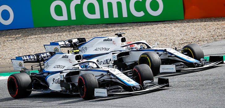 En Williams ya llevan trabajando para mejorar a partir de 2021