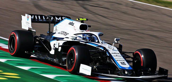 Nicholas Latifi afronta su segunda temporada en F1