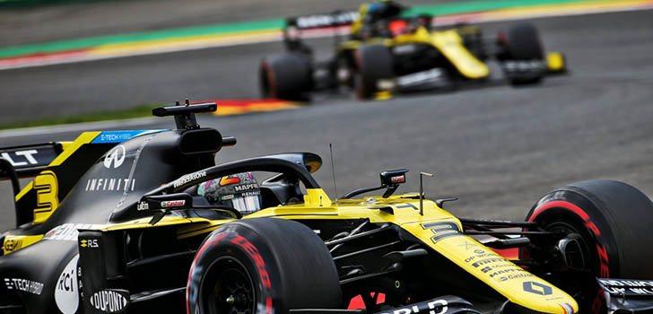Daniel Ricciardo destaca lo que ha aprendido de las batallas contra Ocon