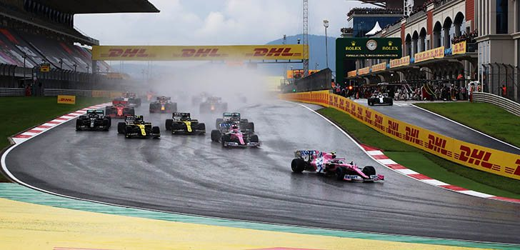 Frédéric Vasseur recuerda lo positivo de esa alianza entre F1 y FIA para disputar esa campaña 2020