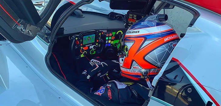 Kevin Magnussen destaca la diferencia entre F1 y IMSA