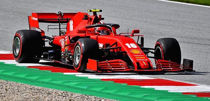 Valentino Rossi destaca el talento que es Charles Leclerc