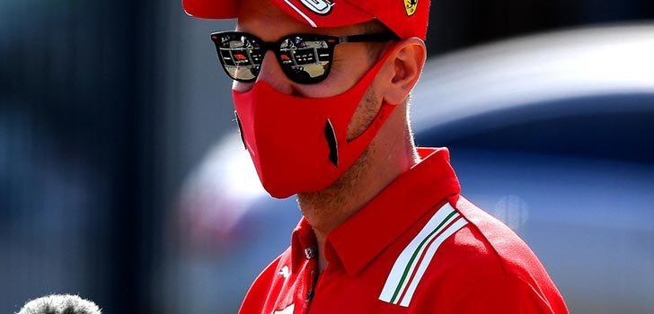 Sebastian Vettel, consciente de la situación mundial