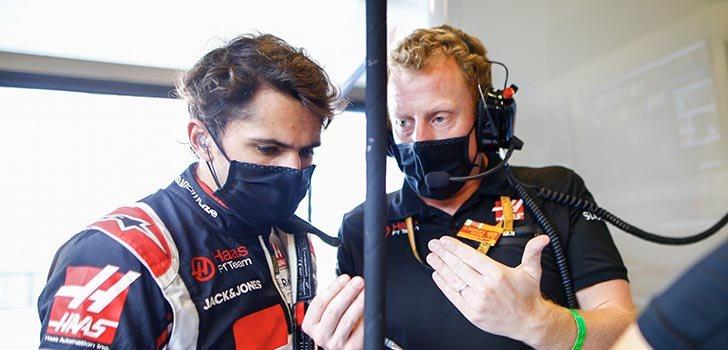 Haas renueva a Pietro Fittipaldi para 2021
