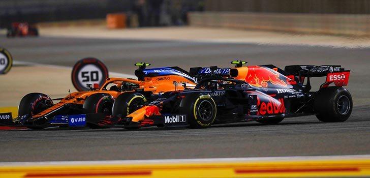 Andreas Seidl confía en el potencial de McLaren en 2021