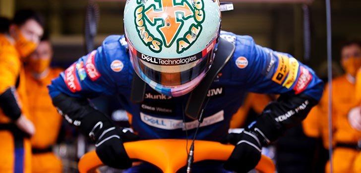 Daniel Ricciardo emocionado con el proyecto de McLaren