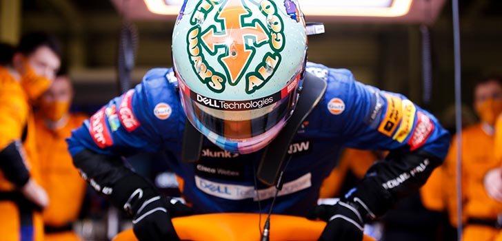 Daniel Ricciardo acepta el seguir aprendiendo dentro de McLaren