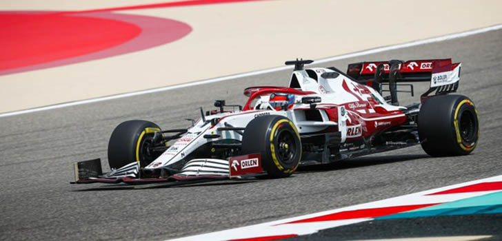Antonio Giovinazzi espera que Alfa Romeo siga avanzando en los test de Baréin