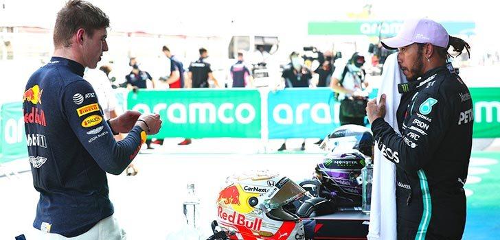 Jenson Button confía en que Verstappen sea el rival que necesita Hamilton