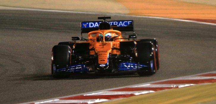 Ricciardo, en la qualy del GP de Baréin