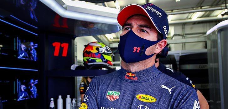 Perfecta actuación de Red Bull y Sergio Pérez en el GP de Baréin