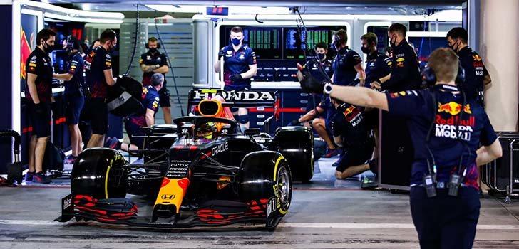 Honda quiere marcharse por lo alto de la F1