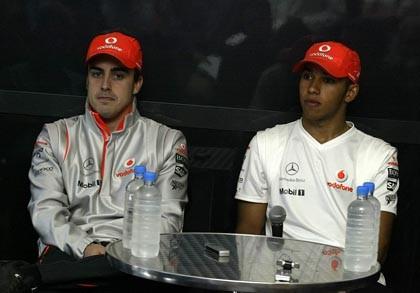 Fernando Alonso es sancionado y saldrá sexto en Hungría