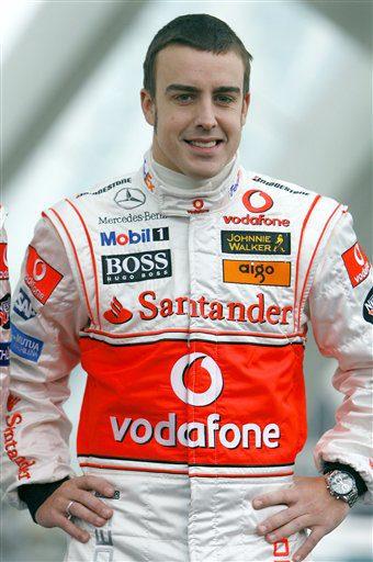 Fernando Alonso duda de su continuidad en McLaren