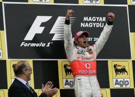 El Gran Premio de Hungría supera los 5 millones de espectadores