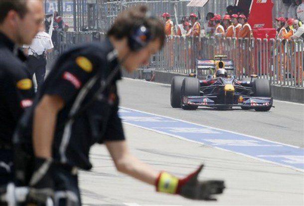 Red Bull teme por la fiabilidad del coche de Vettel