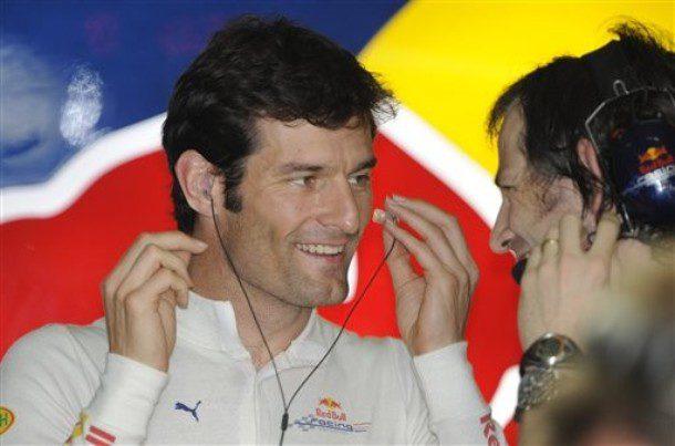 """Webber: """"Los Brawn siguen siendo favoritos"""""""