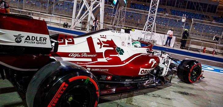 En Alfa Romeo están confiados con sus posibilidades de puntuar