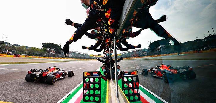 Max Verstappen, encantado con su undécima victoria en F1