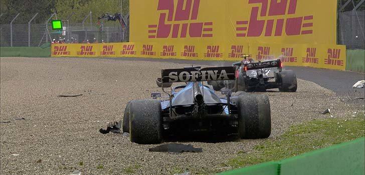 El equipo de F1 al Día destaca lo sucedido en el GP de Emilia Romaña