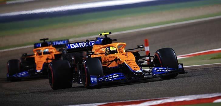 Carlos Sainz es consciente de que McLaren será un rival fuerte