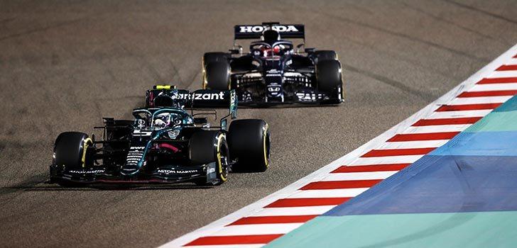 Pérez, Ricciardo y Vettel aún tienen que adaptarse a sus nuevos coches y equipos