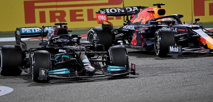 El título será entre Hamilton o Verstappen en 2021