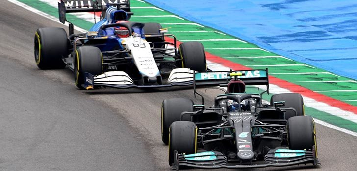 Valtteri Bottas está lejos de lo óptimo, según Villeneuve