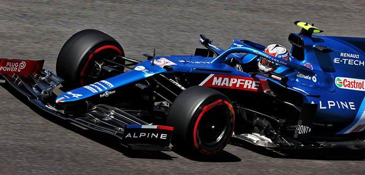 Alpine tiene una actuación magistral en la carrera del GP de Portugal