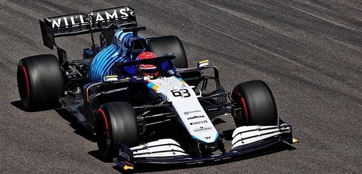 Decepcionante final de Williams en la carrera de Portimao