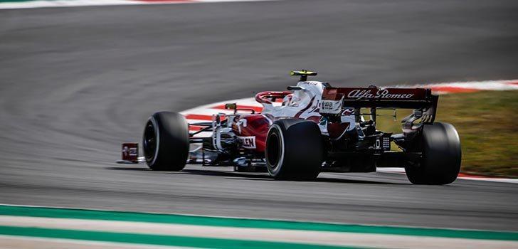 Antonio Giovinazzi, decepcionado con el resultado de la carrera de Portugal