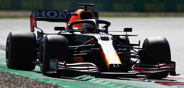 Max Verstappen, satisfecho con su actuación en la clasificación de España