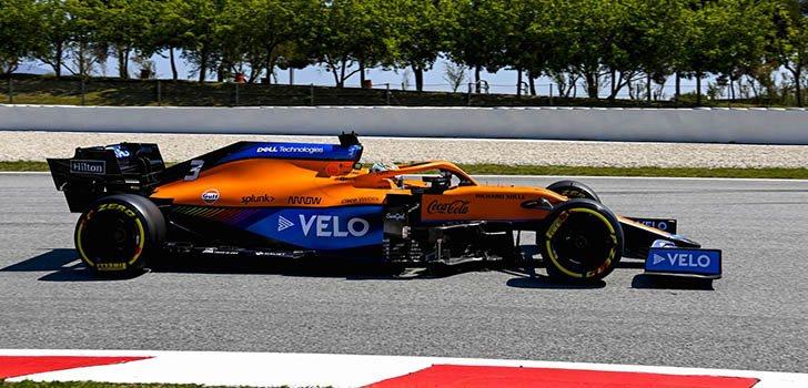 Directo de la carrera del Gran Premio de España en F1 al Día F1 2021