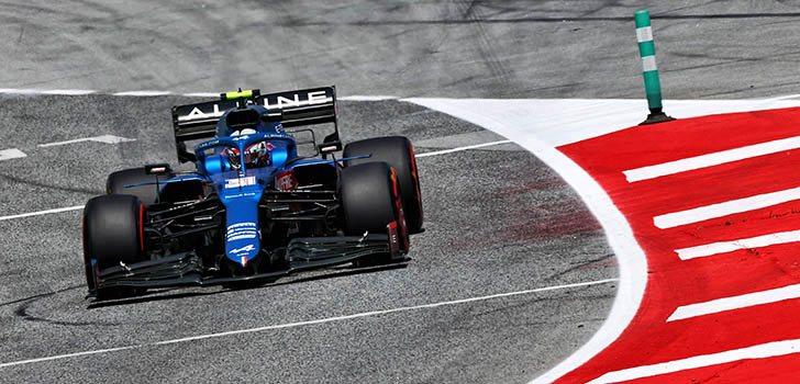 Alpine busca continuar con su crecimiento en Mónaco