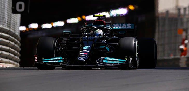 Mucho trabajo en Mercedes para estar a su nivel óptimo en Mónaco