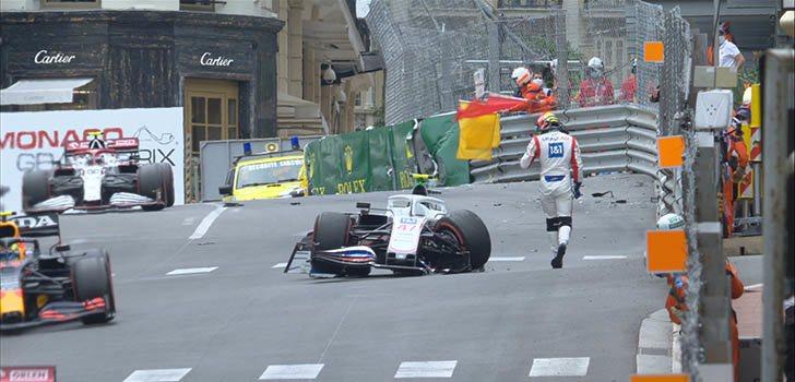 Crónica Libres 3 GP de Mónaco F1 2021
