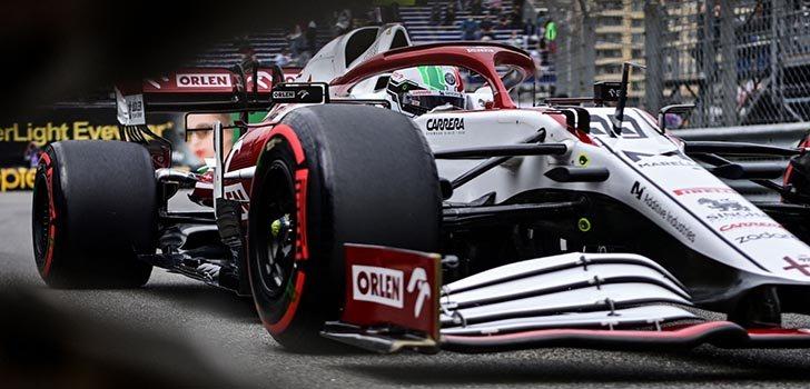El objetivo de Alfa Romeo se ha cumplido en Mónaco