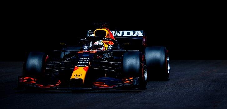 Verstappen gana en Mónaco