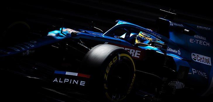 Alpine busca reencontrarse con su mejor versión en Bakú