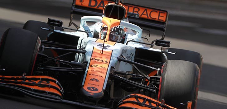 McLaren busca puntuar de nuevo en Bakú