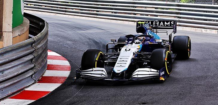 Williams afronta GP en Azerbaiyán