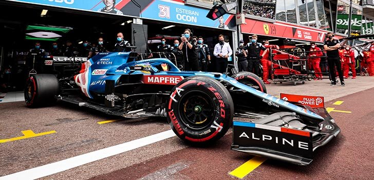 Fernando Alonso destaca los dos factores por los que disfruta de su vuelta a la F1